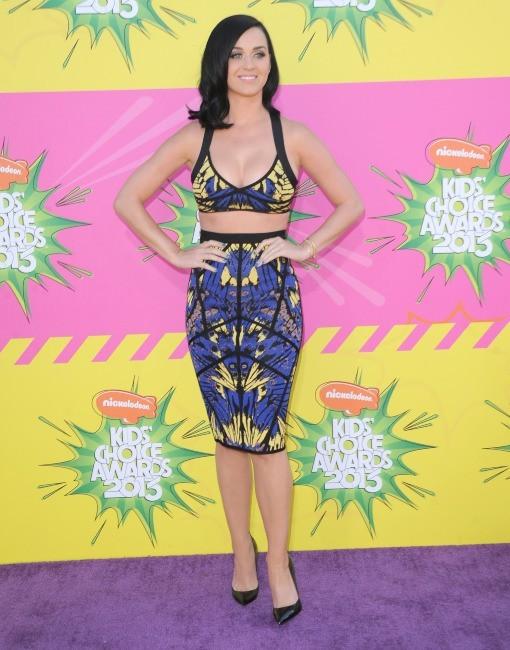 Katy Perry : sa poitrine n'est plus si impressionnante !