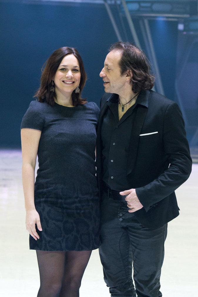 Nathalie Pechalat et Philippe Candeloro