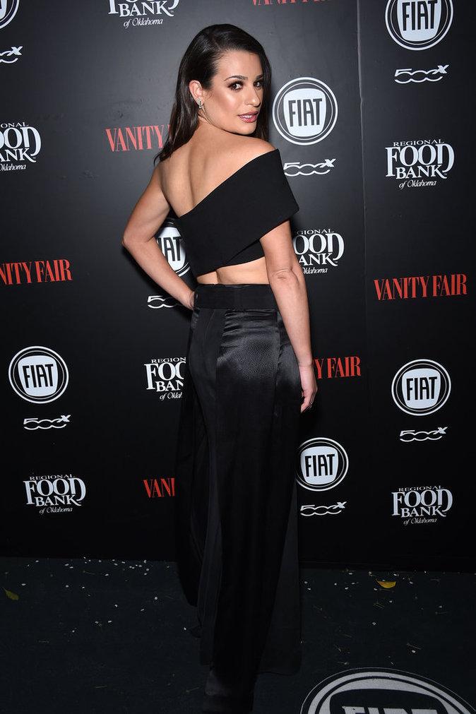 Lea Michele, toujours aussi sexy