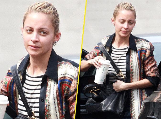 Nicole Richie sans Maquillage