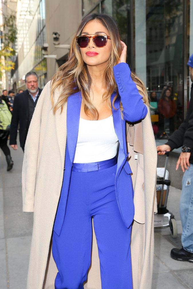 Nicole Scherzinger : la chanteur plus séduisante dans les rues de New York