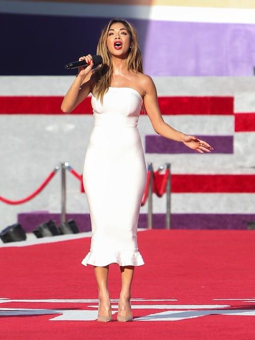 Nicole Scherzinger : pendant que son ex fricote avec Rihanna, elle s'engage !