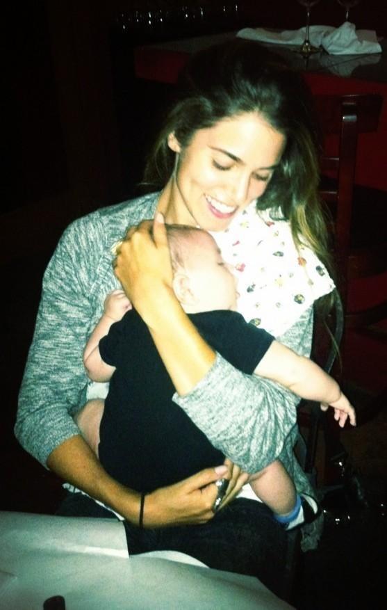 Nikki et son filleul