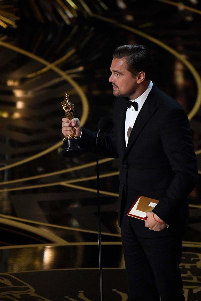 Leonardo Dicaprio, enfin récompensé aux Oscars