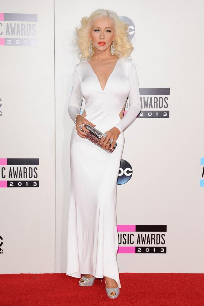 Christina Aguilera - après