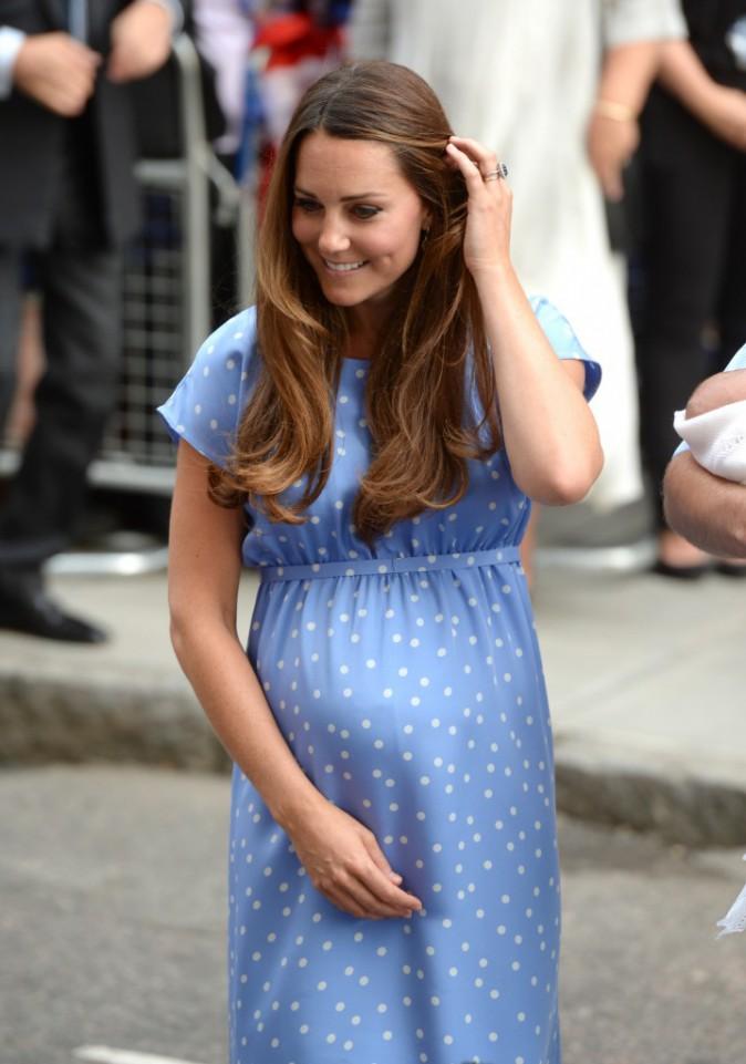 Kate Middleton - avant