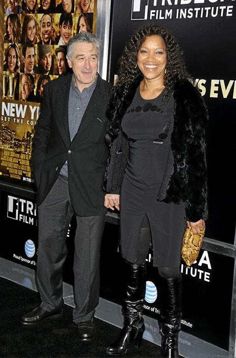 Robert De Niro : 40 ans d'écart entre sa première fille et son nouveau né
