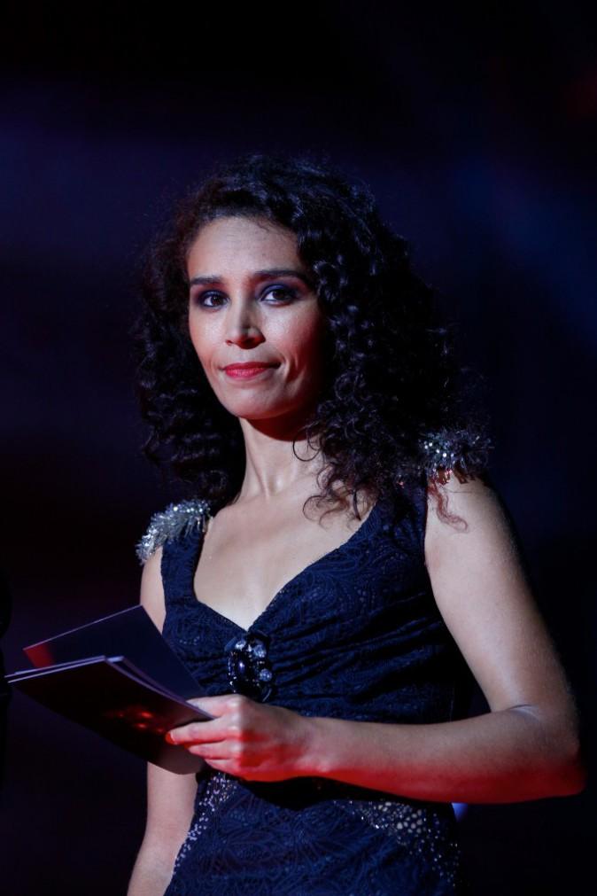 Aida Touihiri le 24 novembre 2014