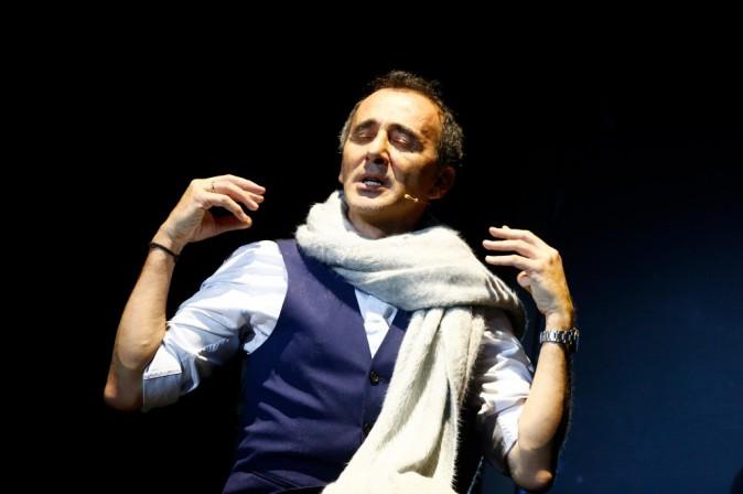 Elie Semoun le 24 novembre 2014