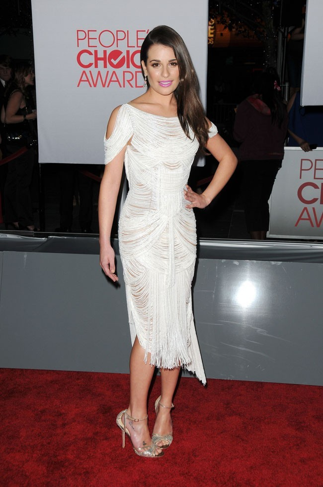 Lea Michele, la star de Glee adulée par le public !