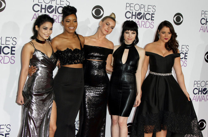 Vanessa Hudgens, Keke Palmer, Julianne Hough, Carly Rae Jepsen, Kether Donohue
