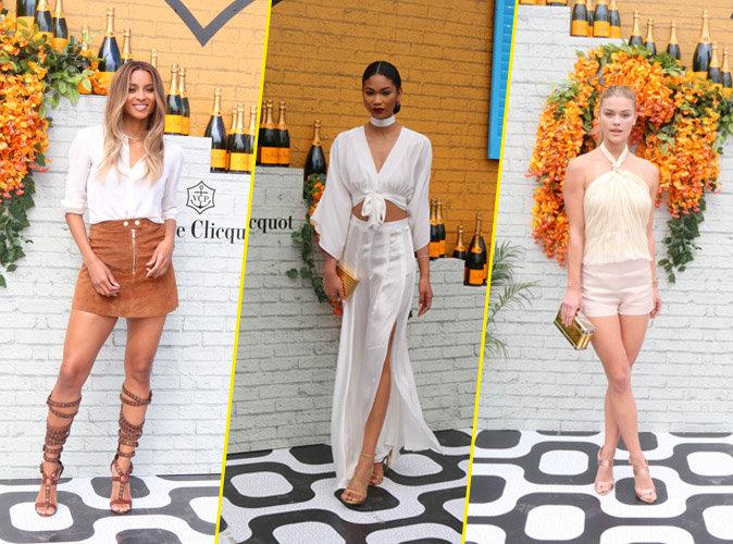 Ciara, Chanel Iman, Nina Agdal... Un trio au top à Miami !