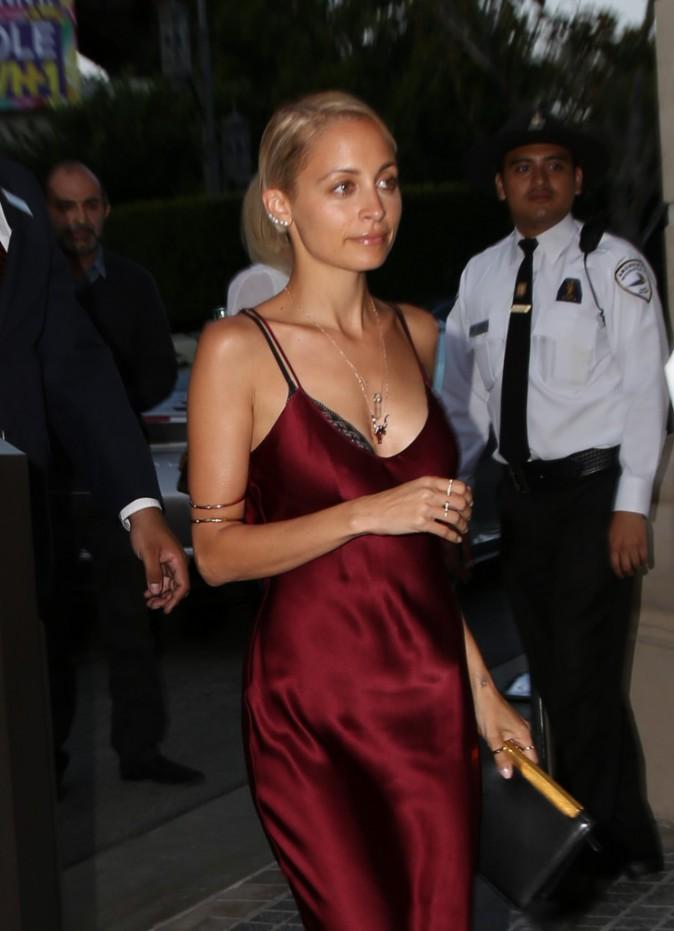 Nicole Richie à Los Angeles, le 8 juillet 2015