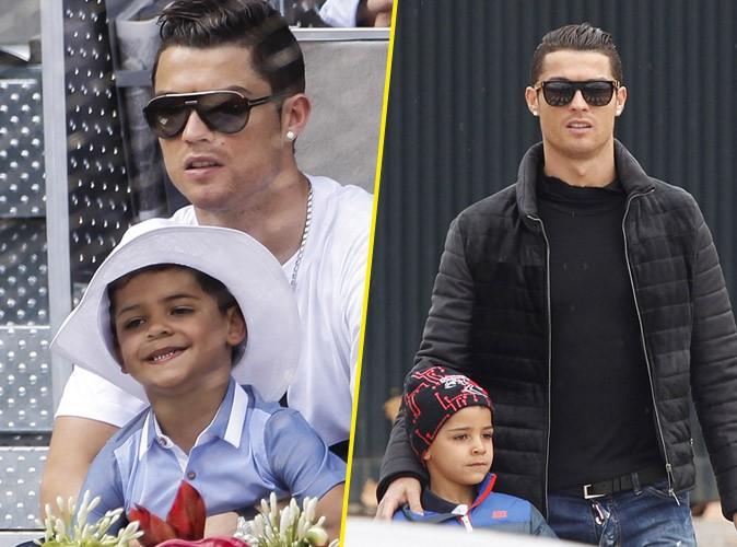 Cristiano Ronaldo, célibataire et papa poule !