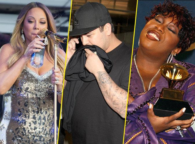 De la mal-bouffe à la diet... Focus sur 7 stars américaines qui ont considérablement perdu du poids!