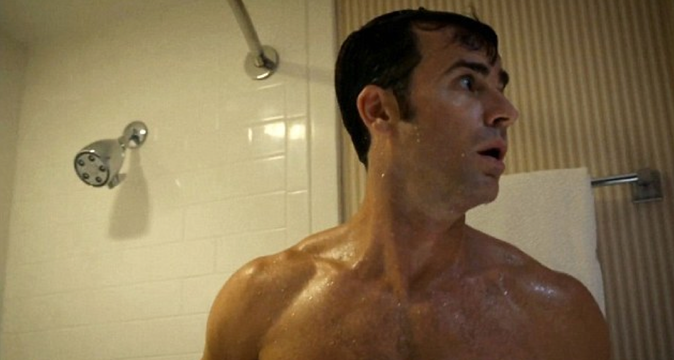 Photo : Justin Theroux : nu comme un ver dans sa série Leftovers