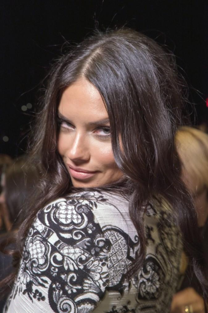 Adriana Lima le 12 février 2015