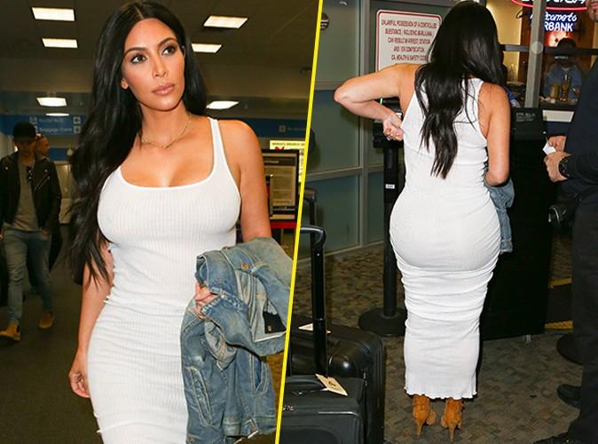 Photo : Kim Kardashian : un premier anniversaire de mariage à Paris !