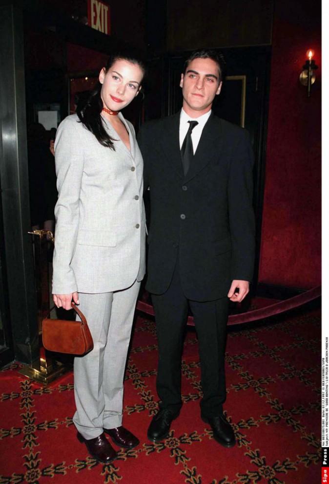 Liv Tyler et Joaquin Phoenix