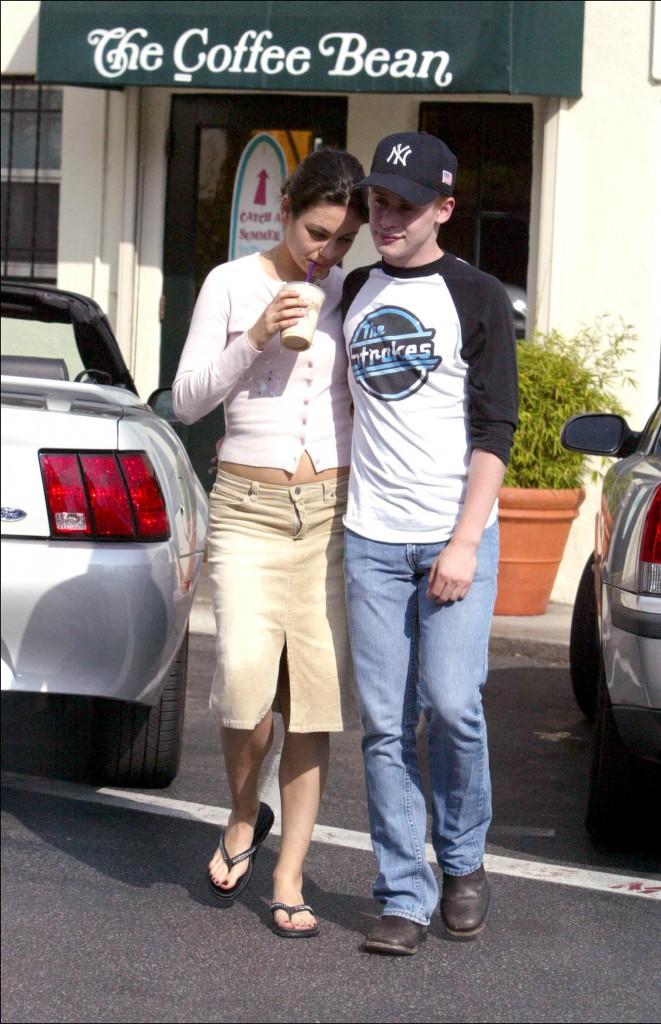 Mila Kunis et Macaulay Culkin