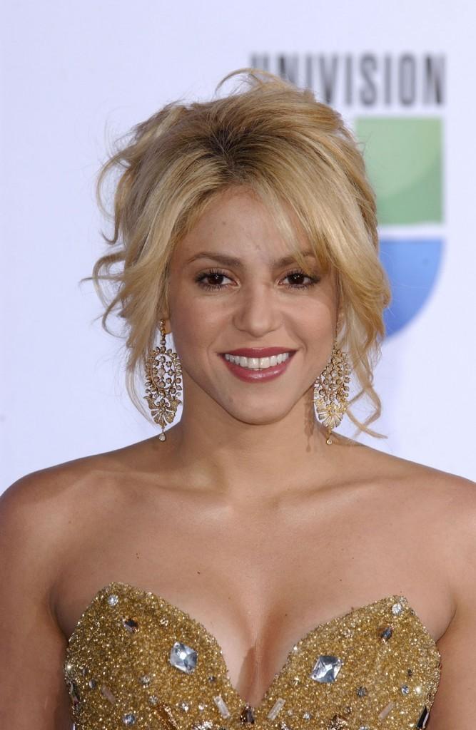 Shakira ouvrira la cérémonie !