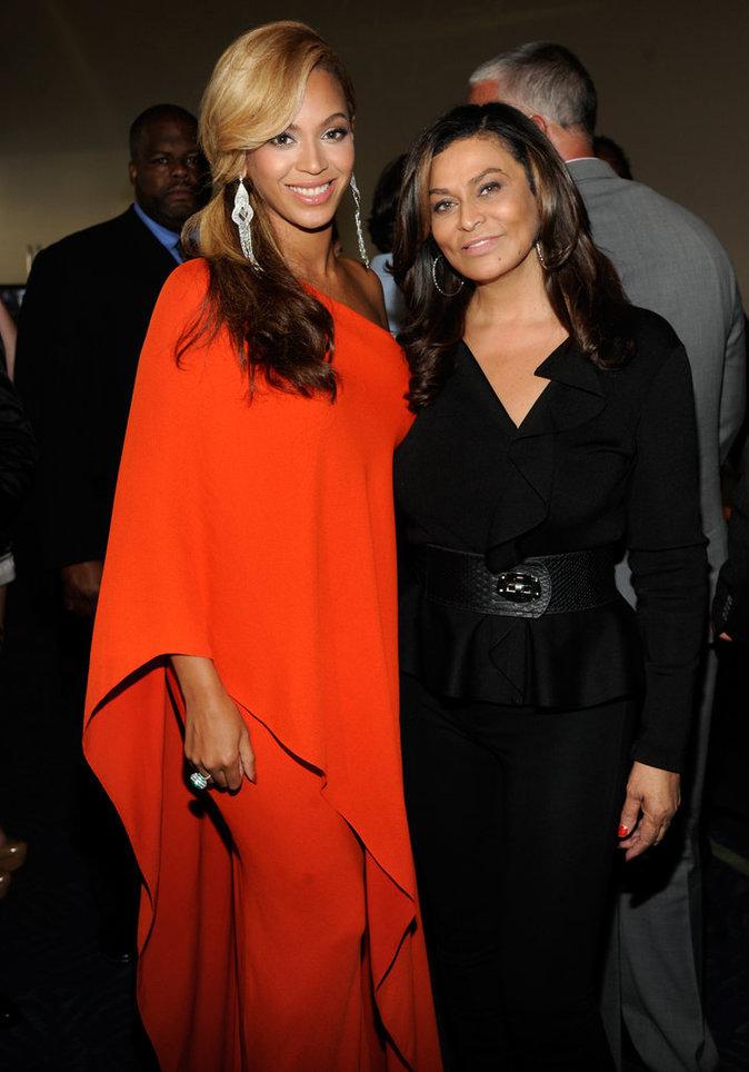 Beyoncé et Tina Knowles