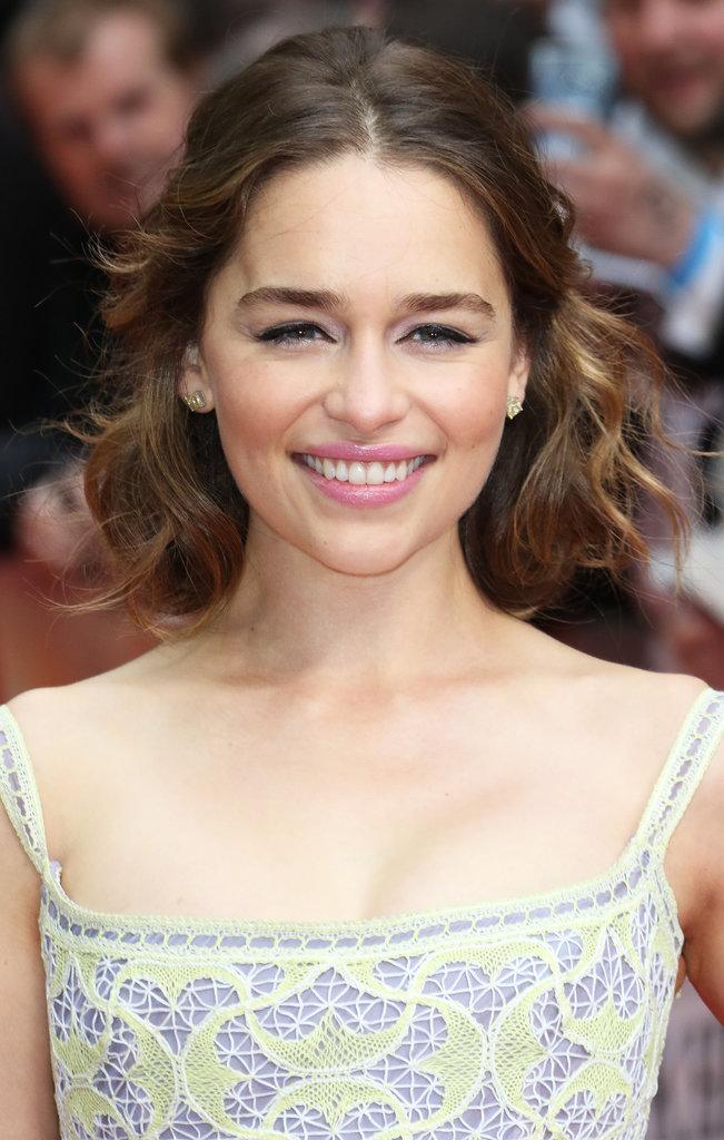 30 ans en 2016 : Emilia Clarke