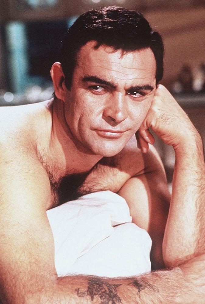 Photos : Sean Connery est James Bond