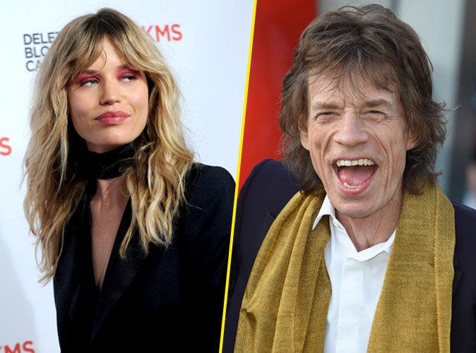 Photos : Ces 47 papas ont offert la célébrité en héritage à leurs enfants : Georgia May Jagger et Mick Jagger