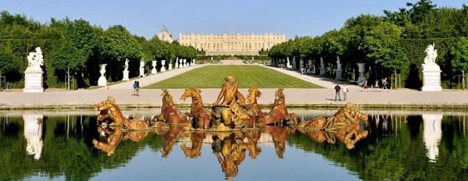 Une nuit au château de Versailles