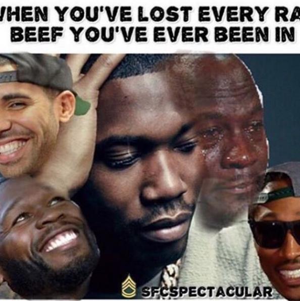 50 Cent et Meek Mill