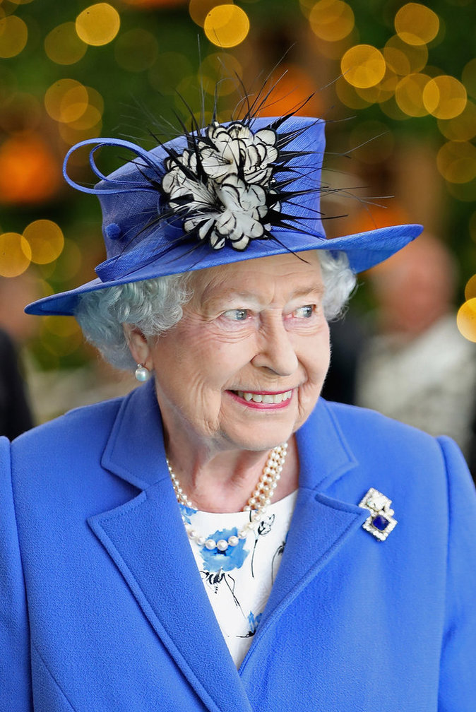 Elizabeth II, une certaine idée de l'élégance