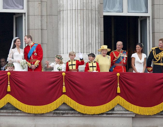Le mariage de William et Kate