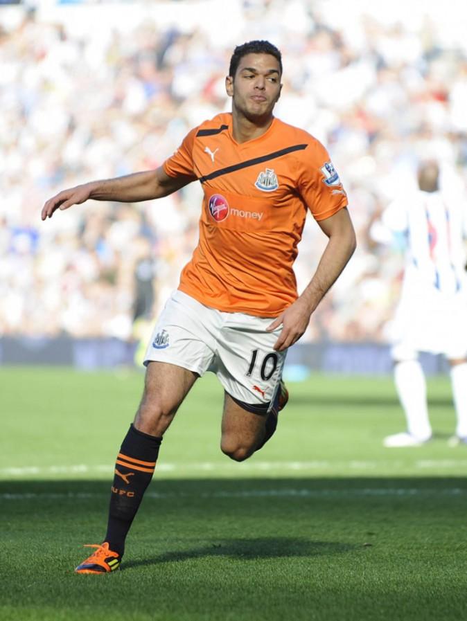 Hatem Ben Arfa lors de son prêt à Hull City