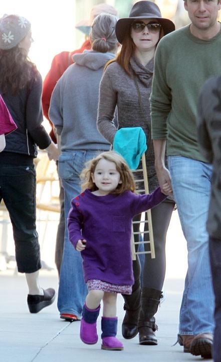 Et oui, c'est la fille d'Alyson Hannigan !