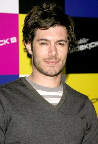 Adam Brody a reçu deux Teen Choice Awards, deux années consécutives !