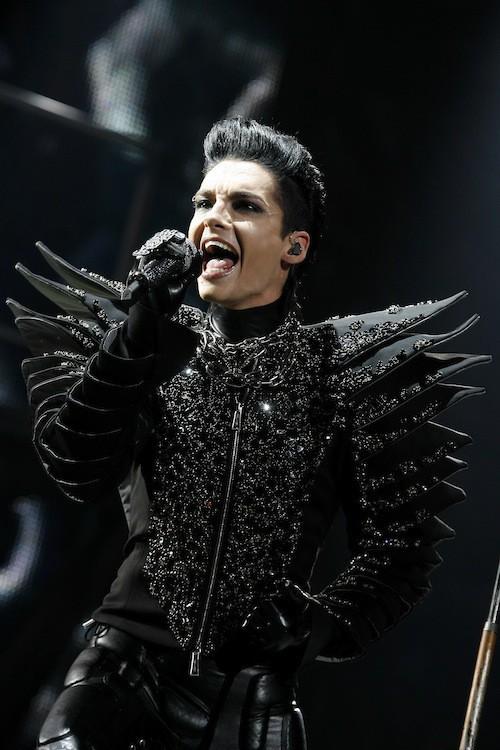 Bill Kaulitz des Tokio Hotel, opéré des cordes vocales en 2009