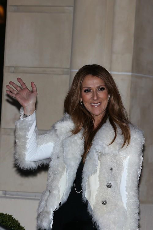 Céline Dion, opérée des cordes vocales en 2012