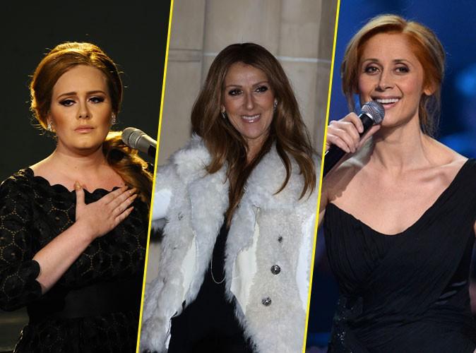 Photos : Adèle, Céline Dion, Lara Fabian, … : quand leurs corps les lâchent, la voix de la raison passe avant les vocalises !