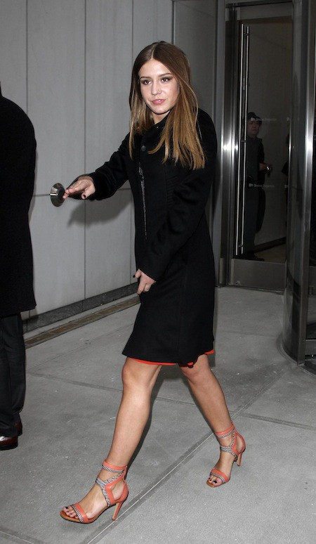 Photos : Adèle Exarchopoulos : ambassadrice de charme de la French Touch, l'actrice irradie de beauté à New York !