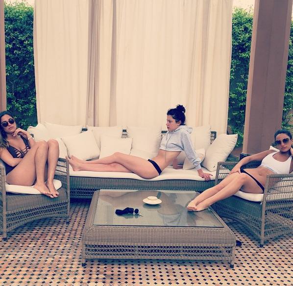 Photos : Adèle Exarchopoulos fait monter la température !