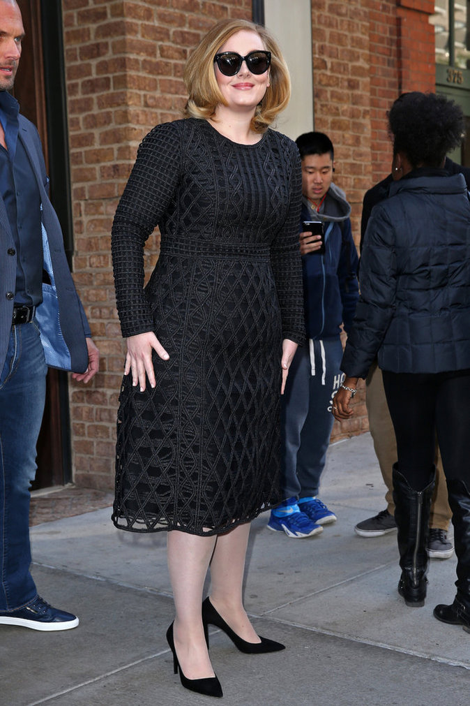 Adele à New York