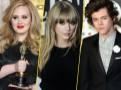 Photos : Adele, Taylor Swift, One Direction : en tête des albums les plus vendus dans le monde en 2012 !