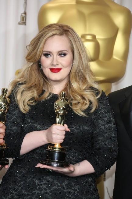 Adele, en tête du classement des meilleurs ventes d'albums 2012