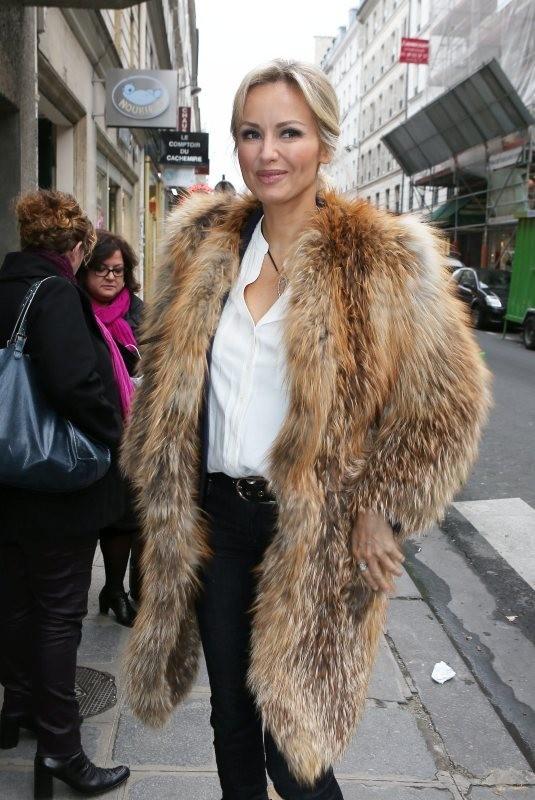 Adriana Karembeu le 14 novembre 2012 à Paris