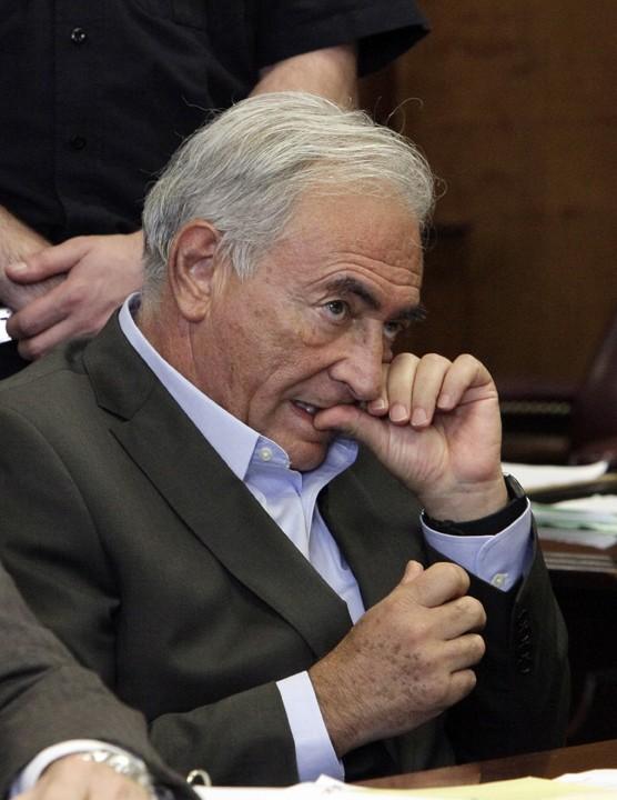 DSK stressait de ne pas retrouver sa liberté ...