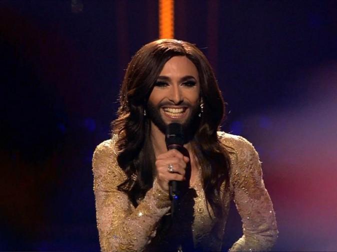 Conchita Wurst remporte l'Eurovision