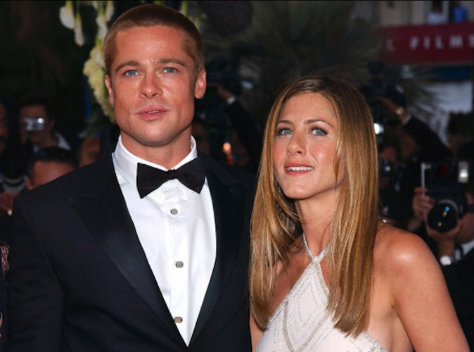 Brad Pitt et Jennifer Aniston, un ancien couple mythique !