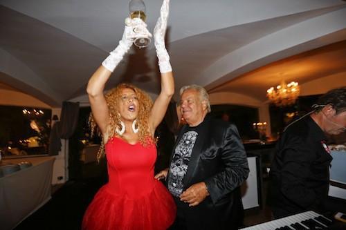 Photos : Afida Turner : reine de la nuit, la tigresse fait son show !