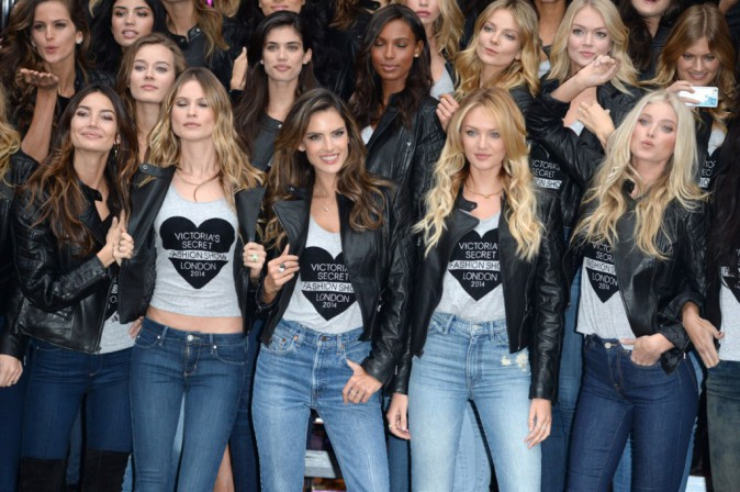Alessandra Ambrosio, Candice Swanepoel, Behati Prinsloo … Fraîchement arrivées, elles enflamment déjà Londres !